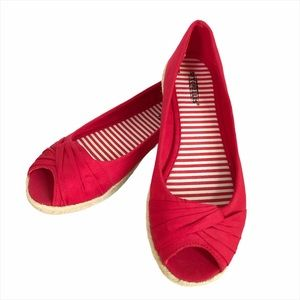 Seychelles | Like New red slip-on shoes